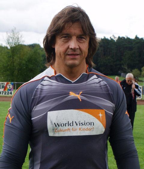Classique-Keeper Toni Eid hielt im Halbfinale gegen den SV Darmstadt 98 zwei Neunmeter und sicherte der Classique den Einzug ins Finale