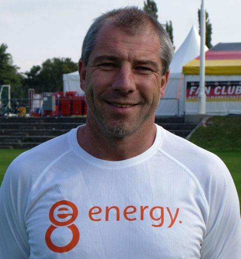 Matthias Walter, kompromissloser Abwehrspieler der SG Hoechst Classique, bot eine hervorragende Leistung in Stierstadt