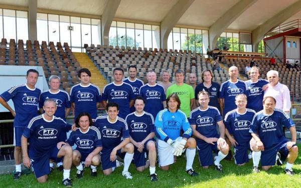 Die SG Hoechst Classique scheiterte im Halbfinale des Roman-Mayer-Cups am Ausrichter FC Augsburg mit 1:2