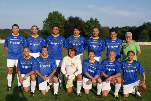 Mit 3:2 siegte das Classique Team gegen den Dieburger A-Kreisligisten FV Eppertshausen