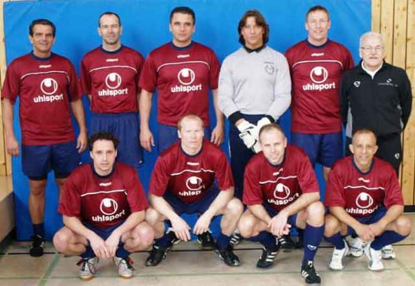 Die SG Hoechst Classique erreichte in Fischbach nur Platz 3