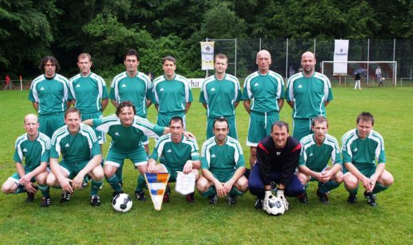 Endspielgegner SG Seelbach-Ballersbach vor den Endspiel gegen die SG Hoechst Classique in Friedrichsdorf-Seulberg